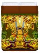 Mummified Duvet Cover