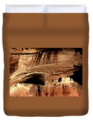 Mummy Cave Ruin Duvet Cover