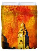 Municipal Corporation Karachi Duvet Cover