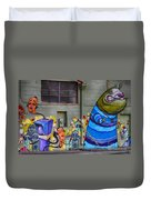 Mural - Wall Art Duvet Cover