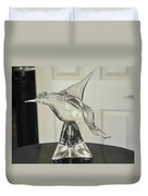 Murano Crystal Bird Duvet Cover
