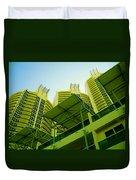 Murano Grande, Miami II Duvet Cover