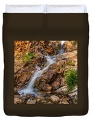 Murdock Basin Falls 2 Duvet Cover