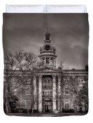 Murfreesboro Town Hall Duvet Cover