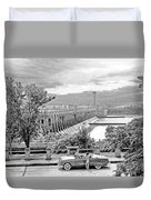 Muscle Shoals Duvet Cover by Chuck Staley
