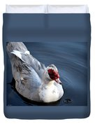Muscovy Study 2013 Duvet Cover