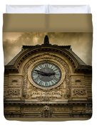 Musee Orsay Duvet Cover