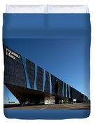 Museu Blau De Les Ciencies Naturals Duvet Cover