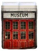 Museum Duvet Cover by Priska Wettstein