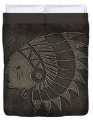 Museum Series 59 Duvet Cover