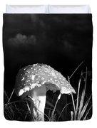 Mushroom Duvet Cover