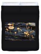 Mushrooms Amazon Jungle Brazil 4 Duvet Cover