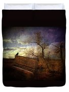 Music Of The Wind Duvet Cover