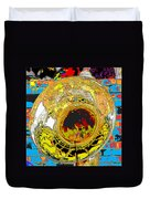 Music Out Of Metal Xiii Duvet Cover
