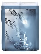 Musical Tune Duvet Cover