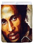 Rastafari Duvet Cover