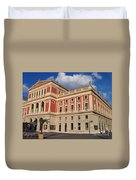 Musikverein Gesellschaft Der Musikfreunde Building Vienna Austria Duvet Cover