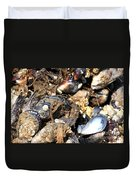 Mussels Duvet Cover