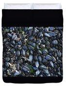 Mussels Duvet Cover
