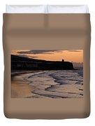 Mussenden Sunset Duvet Cover