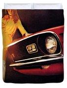 Mustang '70 Duvet Cover