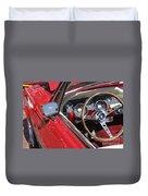 Mustang Classic Interior Duvet Cover