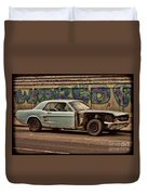 Mustang Power Duvet Cover
