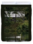 Mute Swan Pictures 199 Duvet Cover