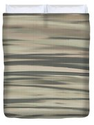Muted Shades Duvet Cover