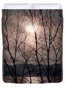 Muted Sunrise Duvet Cover