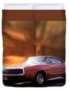 My 70 Charger 440 Six Pack Duvet Cover