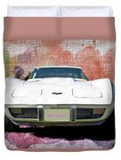 My Baby - Featured In Vehicle Enthusiasts Group Duvet Cover