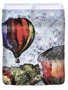 My Beautiful Balloon Duvet Cover