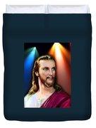 My Beautiful Jesus 3 Duvet Cover