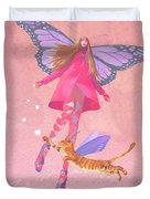 My Colored Dreams Duvet Cover