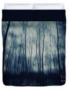 My Dark Forest Duvet Cover