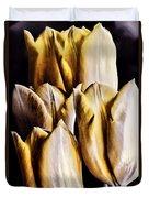 My Favorite Tulips Duvet Cover