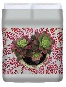 My Garden Series - Mosaica Duvet Cover