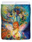 My Little Fairy Caren Duvet Cover