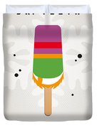 My Muppet Ice Pop - Dr Teeth Duvet Cover by Chungkong Art