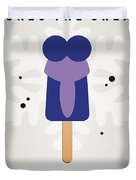 My Muppet Ice Pop - Gonzo Duvet Cover