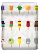 My Muppet Ice Pop - Univers Duvet Cover