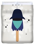 My Muppet Ice Pop - Zoot Duvet Cover by Chungkong Art