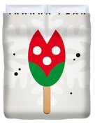 My Nintendo Ice Pop - Piranha Plant Duvet Cover