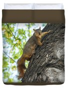 My Peanut Duvet Cover by Robert Bales