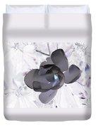My Steel Magnolia Duvet Cover
