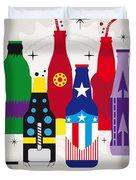 My Super Soda Pops No-27 Duvet Cover