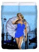 My Umbrella Duvet Cover