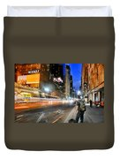 My Way Home Duvet Cover