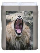 My What Big Teeth You Have Duvet Cover
